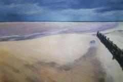 Beach and Groyne